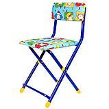Набор детской мебели «Никки. Азбука 3» складной, цвета стула МИКС, фото 5
