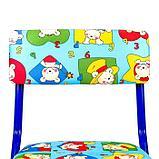 Набор детской мебели «Никки. Азбука 3» складной, цвета стула МИКС, фото 6