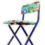 Набор детской мебели «Никки. Азбука 3» складной, цвета стула МИКС, фото 7