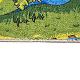Ковер «Малиновка», 100х150 см, зелёный, фото 2