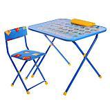 Комплект детской мебели, с азбукой, фото 2