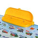 Комплект детской мебели, с азбукой, фото 4