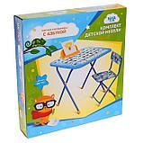 Комплект детской мебели, с азбукой, фото 10