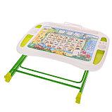 Набор мебели «Веселая Азбука», регулировка угла наклона, подставка для ног, подставка для книг, стул, 3 – 7, фото 7