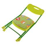 Набор мебели «Веселая Азбука», регулировка угла наклона, подставка для ног, подставка для книг, стул, 3 – 7, фото 9