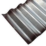 Ограждение для клумбы, 110 × 24 см, коричневое, «Волна», Greengo, фото 5