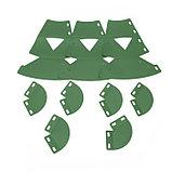 Клумба конусная, d = 15–45 см, h = 60 см, зелёная, фото 5