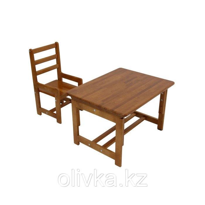 Комплект детской мебели Фея «Растём вместе», цвет орех