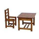 Комплект детской мебели Фея «Растём вместе», цвет орех, фото 3