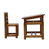 Комплект детской мебели Фея «Растём вместе», цвет орех, фото 5
