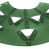 Клумба конусная, d = 20–60 см, h = 60 см, зелёная, фото 4
