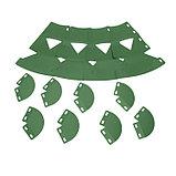 Клумба конусная, d = 20–60 см, h = 60 см, зелёная, фото 5