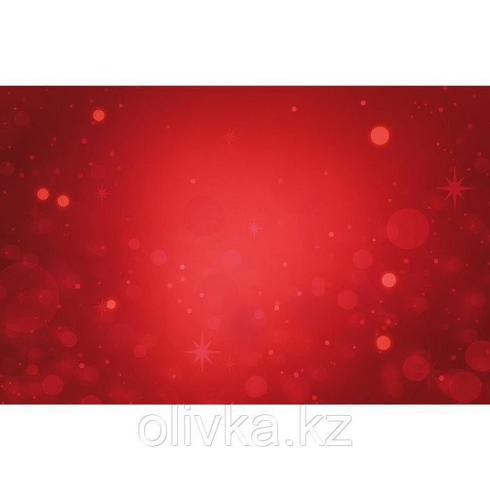 Фотобаннер, 250 × 200 см, с фотопечатью, люверсы шаг 1 м, «Красное мерцание»