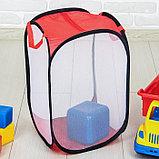 Корзина для игрушек с замком, большая, фото 2