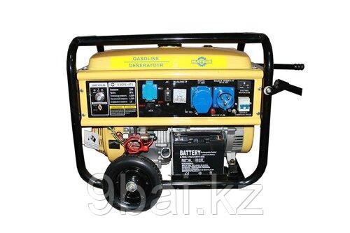 Сварочный бензиновый генератор Mateus MS01201