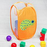 Корзина для игрушек «Хамелеон», фото 2
