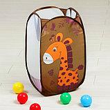 Корзина для игрушек «Жираф», фото 2