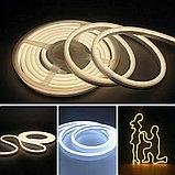 Neon flex, гибкий флекс неон, гибкий неон, холодный неон, уличный неон, неоновый шнур, фото 3