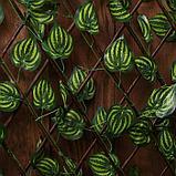 Ограждение декоративное, 200 × 75 см, «Лист осины», Greengo, фото 2