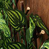 Ограждение декоративное, 200 × 75 см, «Лист осины», Greengo, фото 3