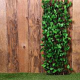 Ограждение декоративное, 200 × 75 см, «Виноград», Greengo, фото 4