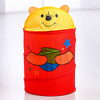 "Корзина для игрушек ""Мои игрушки"" Медвежонок"