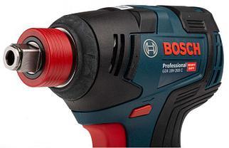 Аккумуляторный ударный шуруповерт/гайковерт, Bosch, GDX 18V-200 C, 06019G4204, без акб и зарядного устройства, фото 2