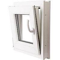 Откидные алюминиевые окна, фото 1