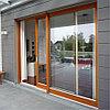 Раздвижные алюминиевые двери