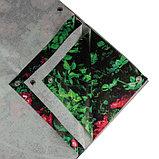 Фотосетка, 300 × 158 см, с фотопечатью, люверсы шаг 1 м, «Кирпичная стена», фото 3