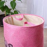 Корзинка для игрушек «Коалы» 35×35×45 см, фото 2