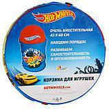 Корзина для игрушек Hot Wheels, фото 3