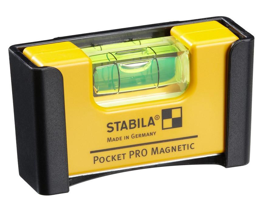 Pocket Pro Magnetic уровень для электрика Stabila 17768