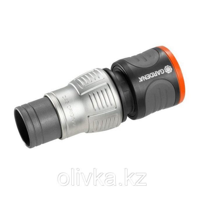 "Коннектор, 1/2"" (12 мм) – 5/8"" (16 мм), пластик, GARDENA Premium"