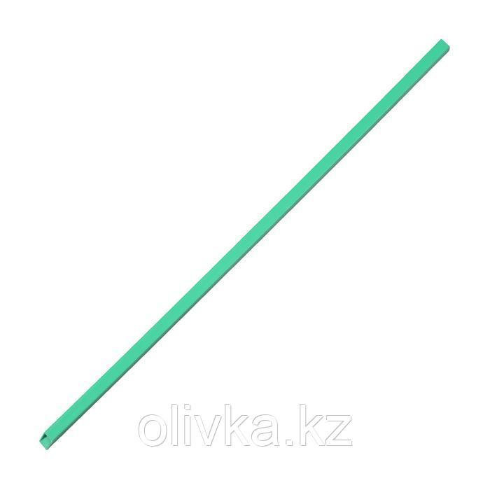 Колышек для подвязки растений, h = 200 см, ножка 2,2 × 2,2 см, пластик, Greengo
