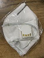 Респираторная маска KN95 с клапанам, фото 1