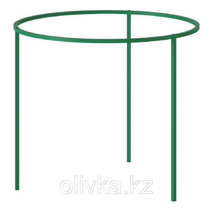 Кустодержатель для смородины и крыжовника, 80 × 80 × 70 см, зелёный
