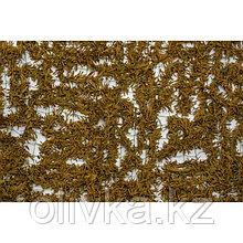 Маскировочная сеть «Папоротник», 2 × 3 м, на сетевой основе, трава, светло-бежевая