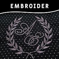 Разработка дизайна вышивки