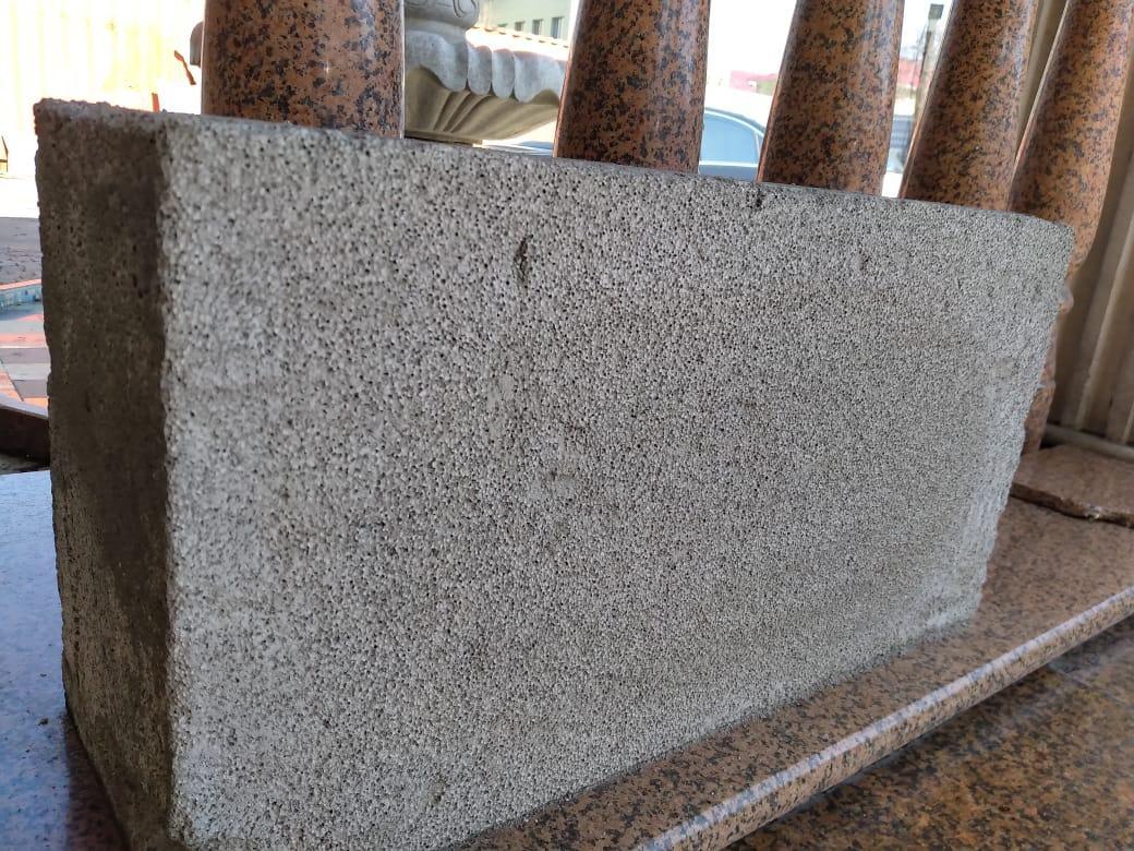 Блоки из вспененного бетона D-500 - фото 1