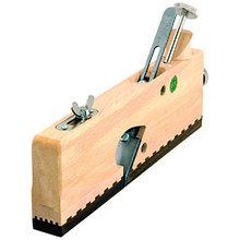 Рубанок-зензубель ECE N710P, 270мм/30мм/двойной нож/подошва из железного дерева