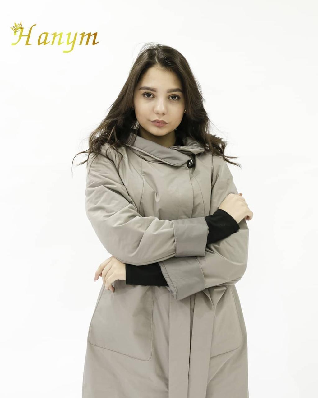 Весенняя куртка HANYM (Италия, 2021)