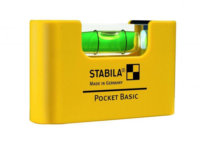 Уровень Pocket Basic Stabila (Германия) 17773