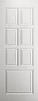 """Дверь глухая """"Премьер"""" цвет ясень белый"""
