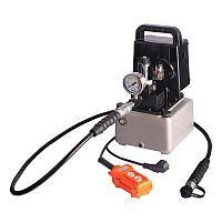 Мини-помпа электрогидравлическая одностороннего действия с функцией удержания давления