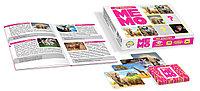 Игра МЕМО «Мир животных» (50 карточек)