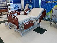 Кровать функциональная 4х секционная с электроприводом ТВ-КФ-4