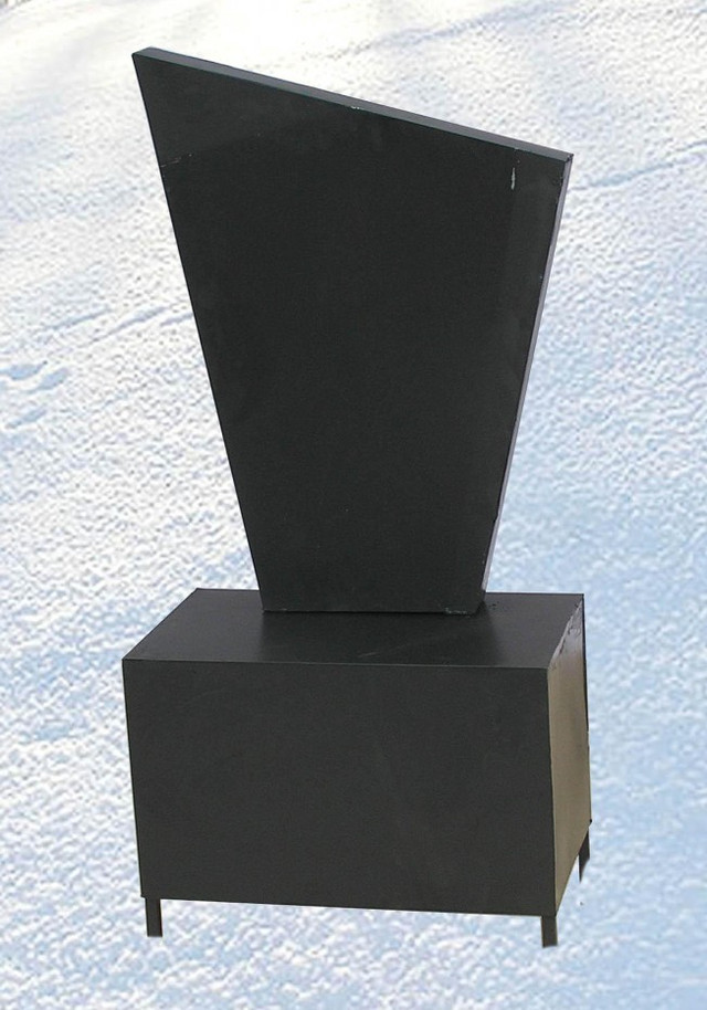 памятник железный цена