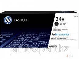 Картридж  HP 34A, CF234A,