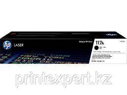Картридж HP 117A, черный